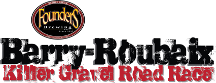 Founders and Barry-Roubaix logos