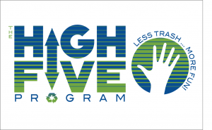 High Five Program logo