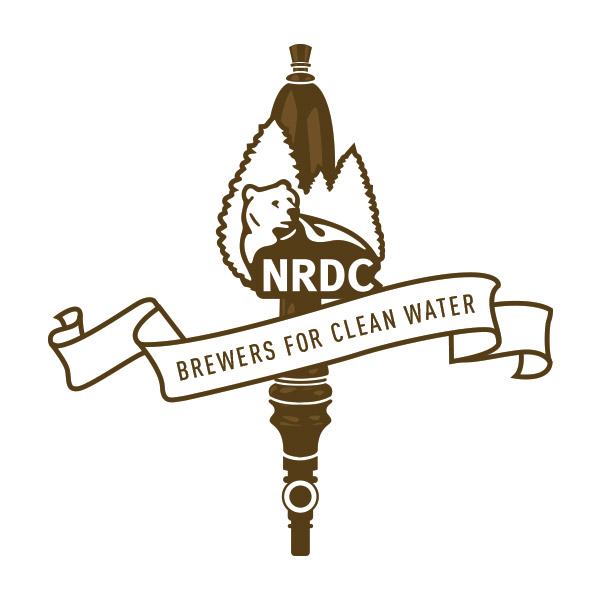 NRDC Brewers for Clean Water Logo