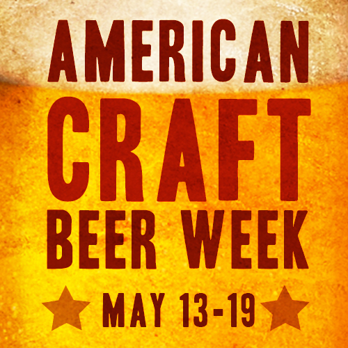 American Craft Beer Week promotion poster