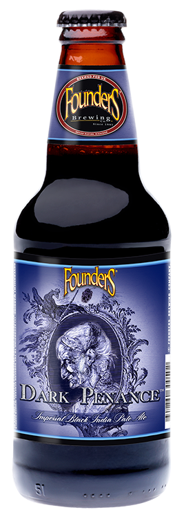 Founders Brewing Co. Dark Penance Imperial Black IPA