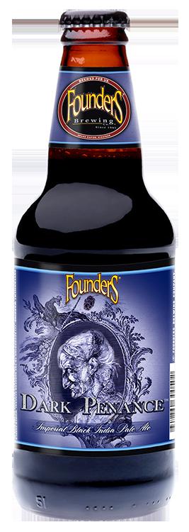Founders Brewing Co. Dark Penance Imperial Black IPA