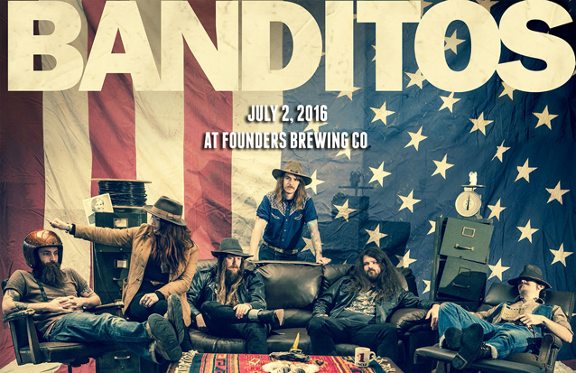 Banditos band poster