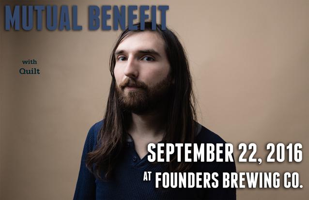 Mutual Benefit band poster