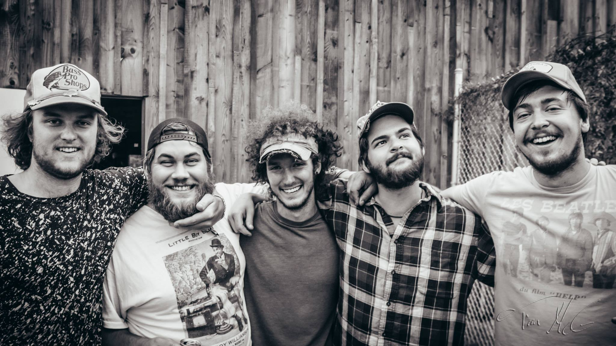 Horseshoes and Hand Grenades band members