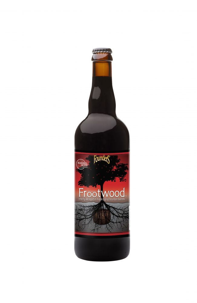 New Beer Release Frootwood Founders Brewing Co