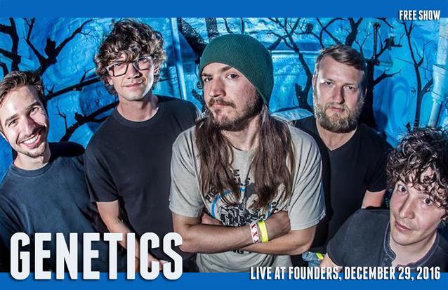 Genetics band poster