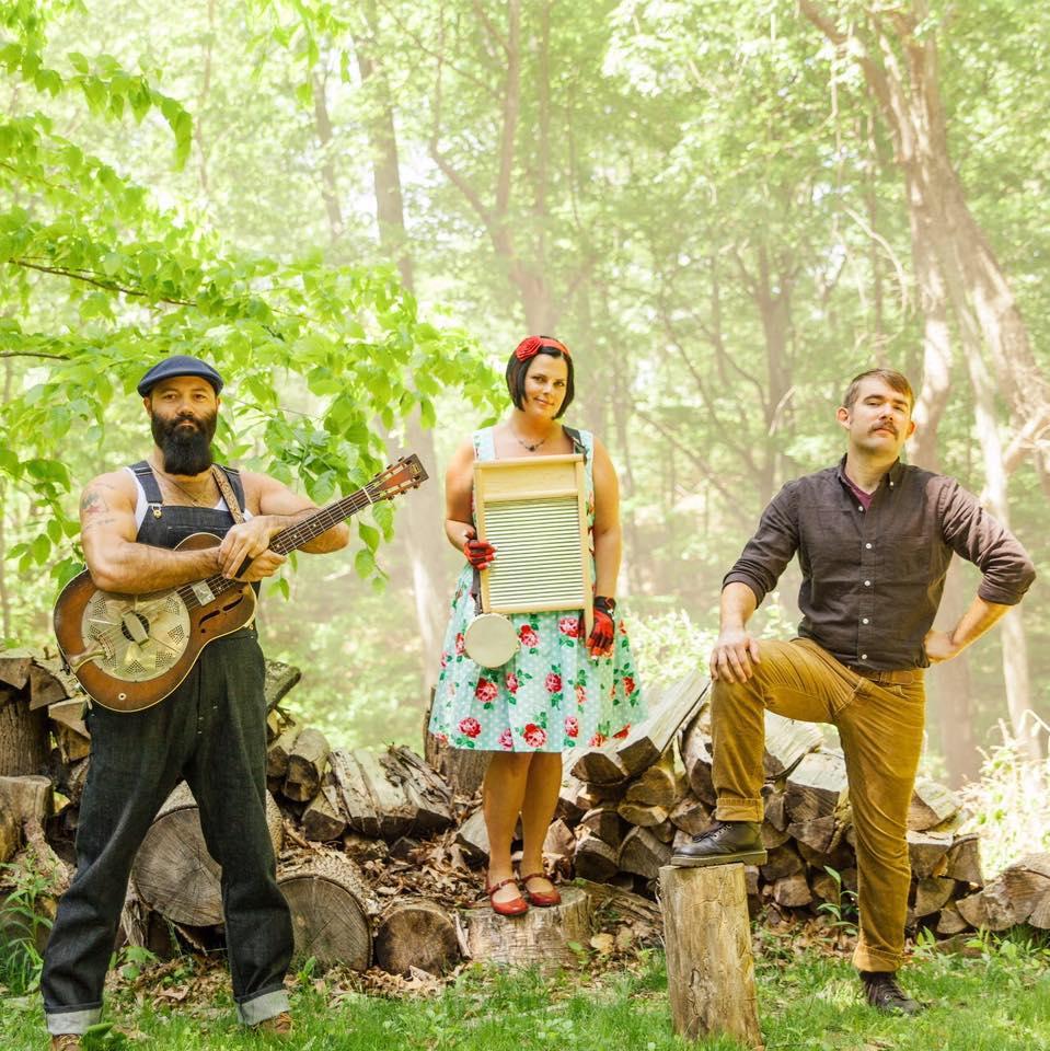 The Reverend Peyton's Big Damn Band members