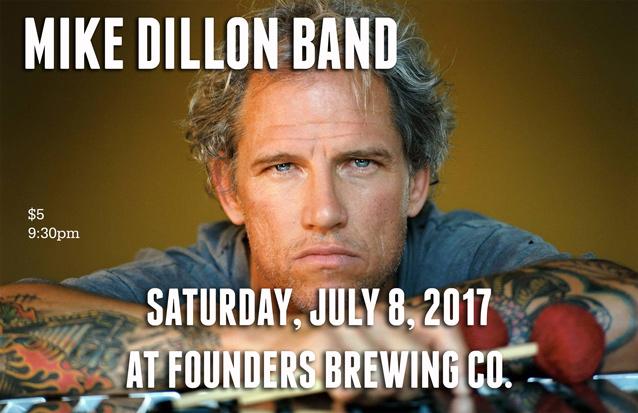 Mike Dillon Band poster
