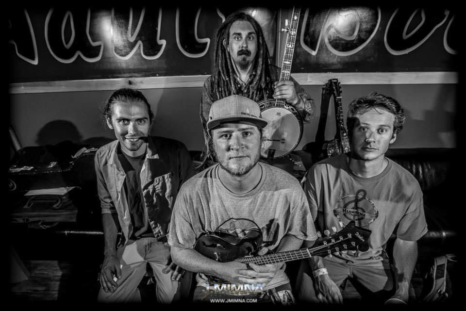 Members of the Kitchen Dwellers band