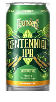 Centennial IPA can