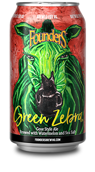 green zebra can