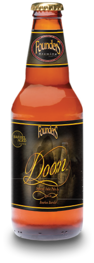 Founders Doom bottle