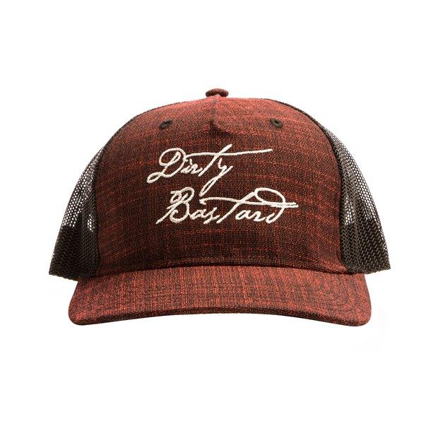 Dirty Bastard Plaid Cap