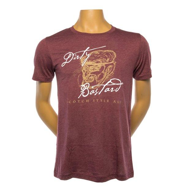 Dirty Bastard Maroon Shirt