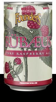 Can of Founders Rübaeus