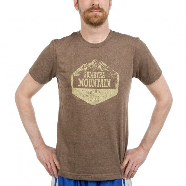 Founders Sumatra Mountain brown shirt