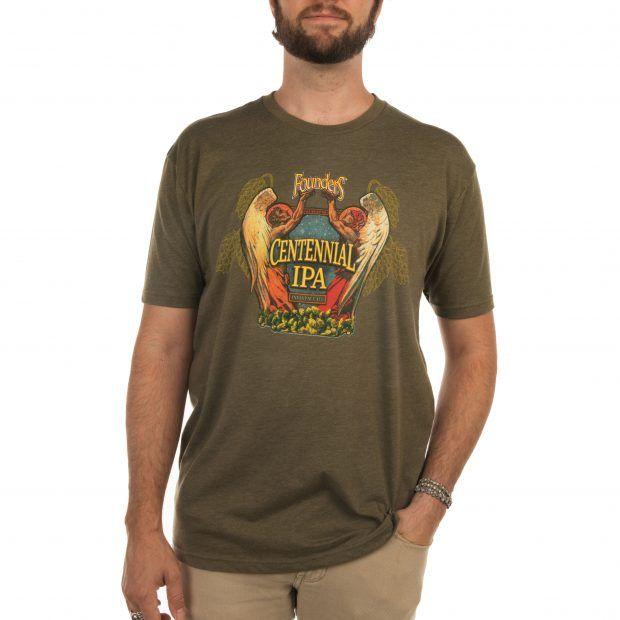 Founders Centennial IPA shirt