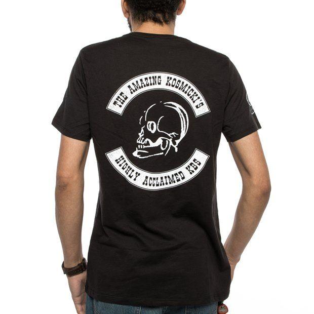 The Amazing Kosmicki's Highly Acclaimed shirt KBS