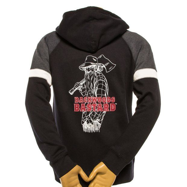 Founders Backwood's Bastard black sweatshirt