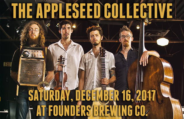 The Appleseed Collective band members