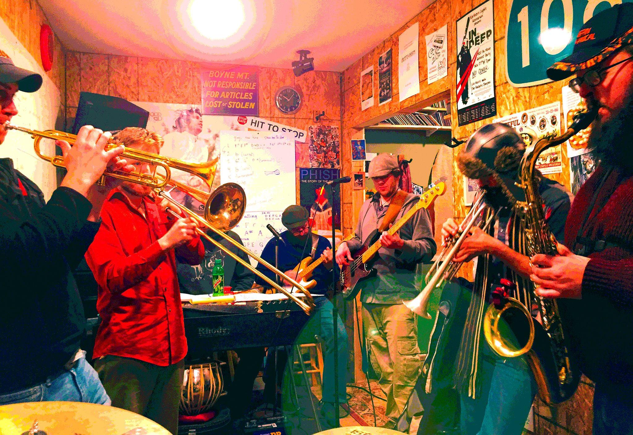 Galactic Sherpas band