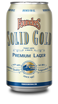 solid gold 12oz can