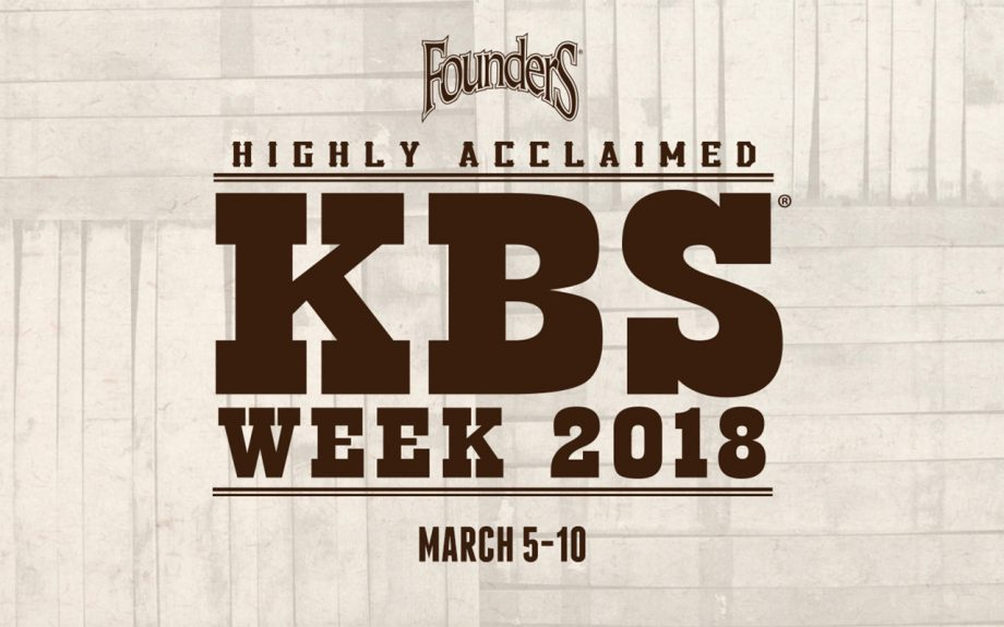 Founders KBS week event poster