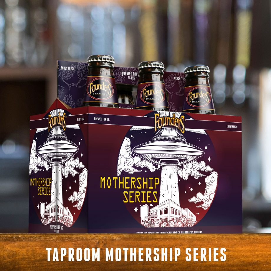 Founders Mothership Series 6 pack