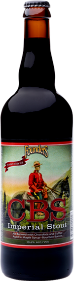 Founders CBS bottle