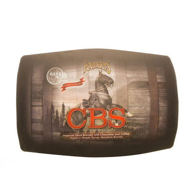 Founders CBS label