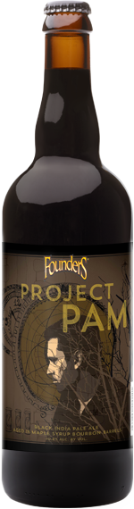 Founders Project Pam bottle