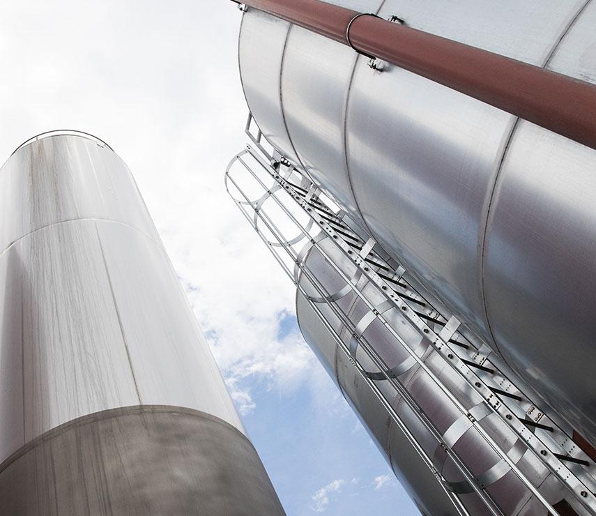 Founders brew kettles