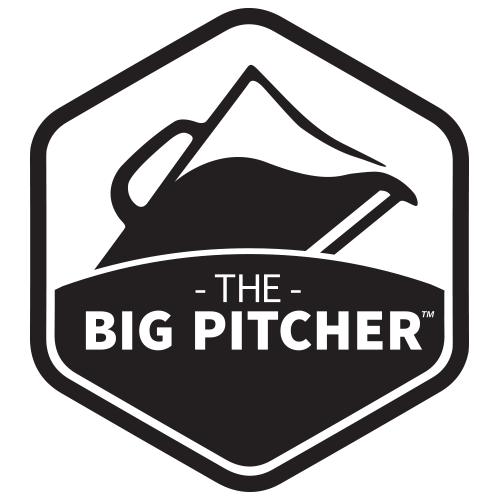 The Big Pitcher logo