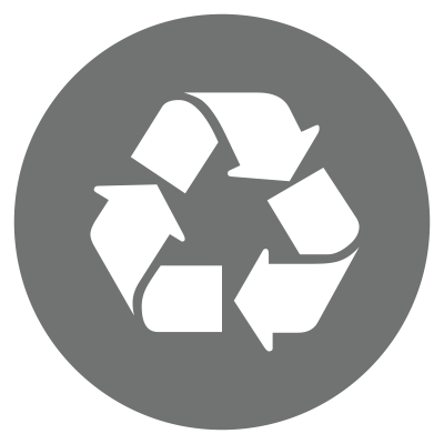 SFG recycling logo