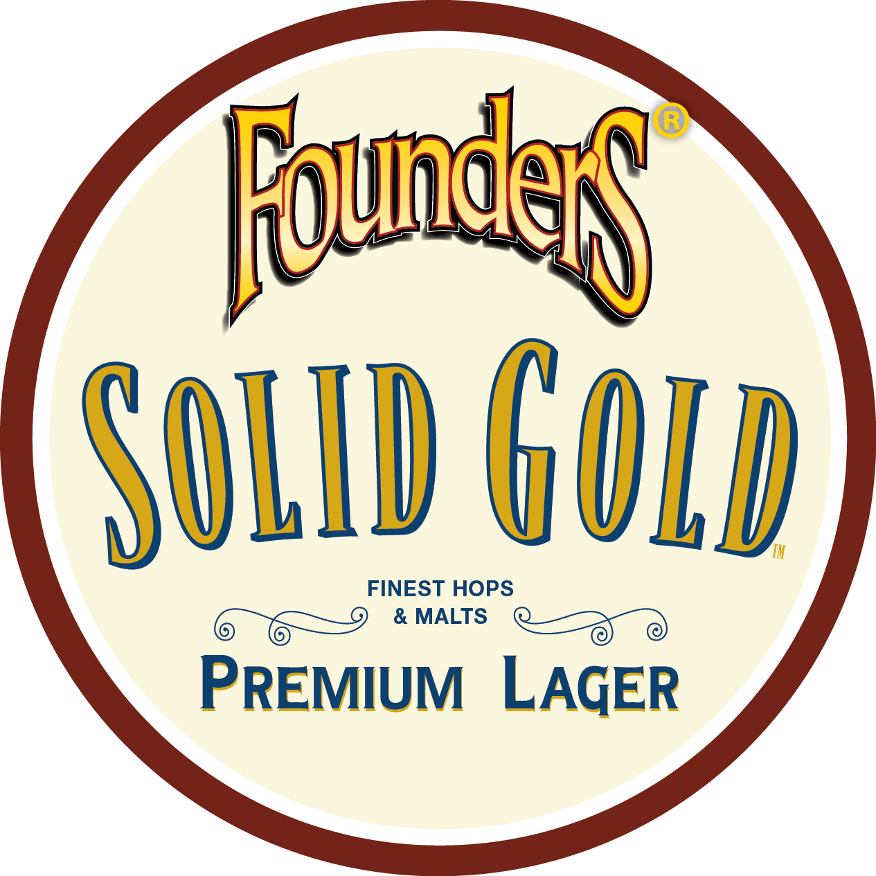 Image result for founders solid gold