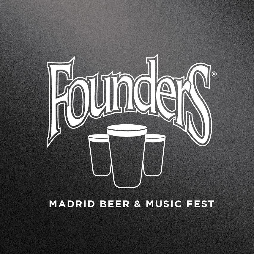 Founders Madrid Beer & Music Fest logo