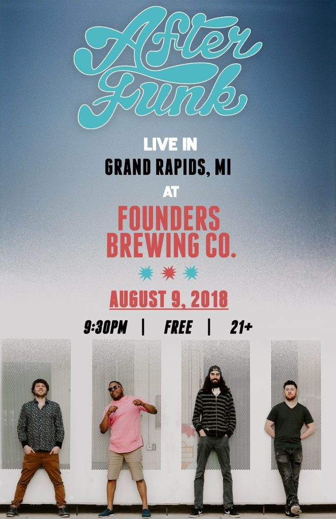 After Funk event poster