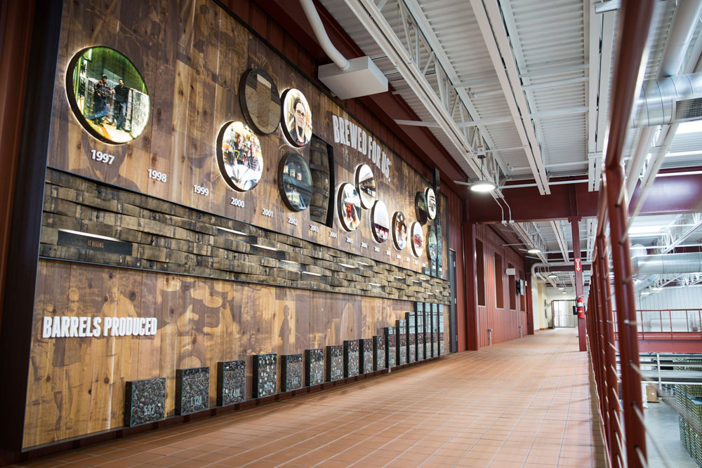 Tour of Founders Brewery