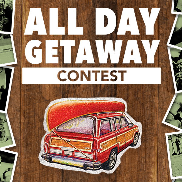 Founders All Day Getaway Content poster