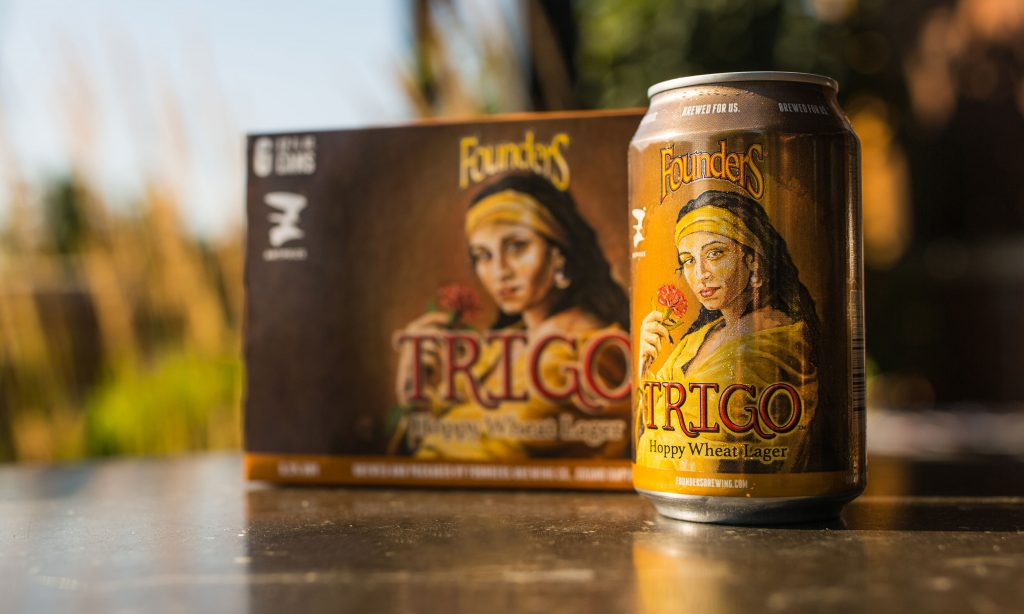 Founders Trigo packaging