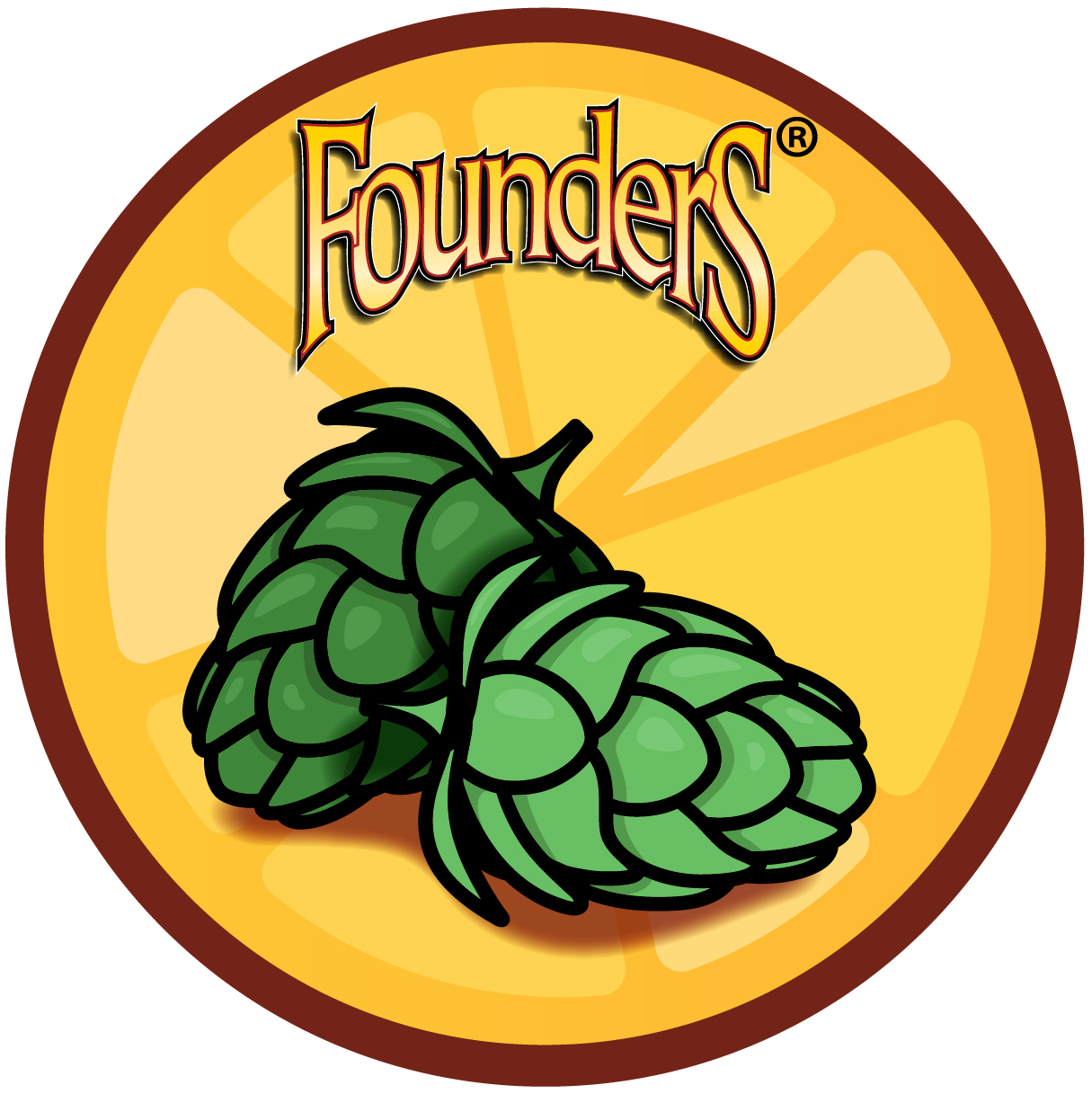 Founders Azacca badge