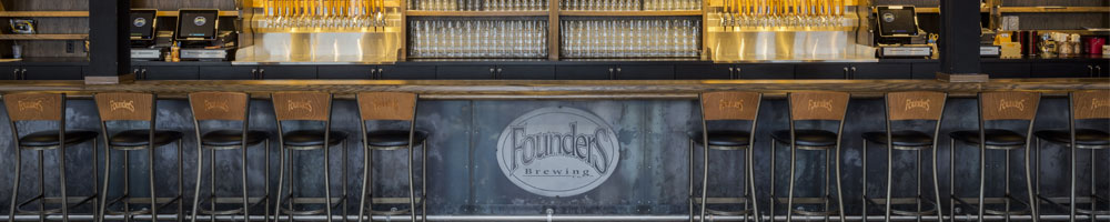 Detroit - Founders Brewing Co