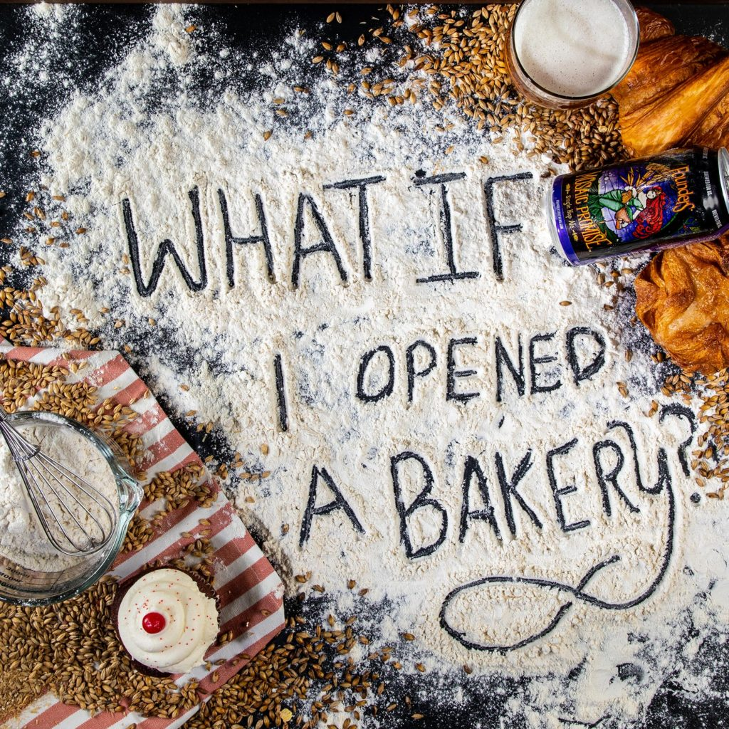 What If I Opened A Bakery