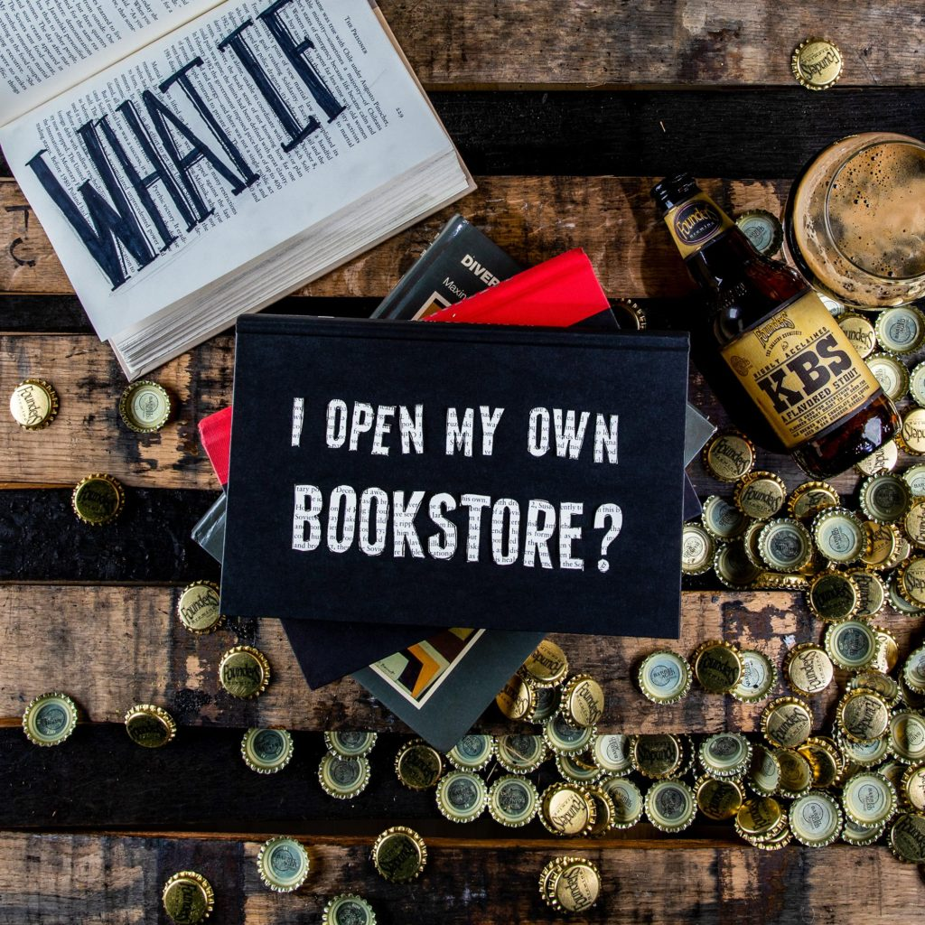 What If I open My Own Bookstore