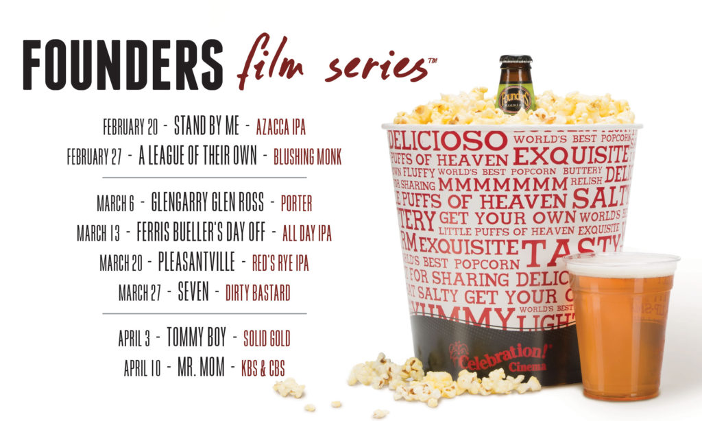 Founders Film Series event banner