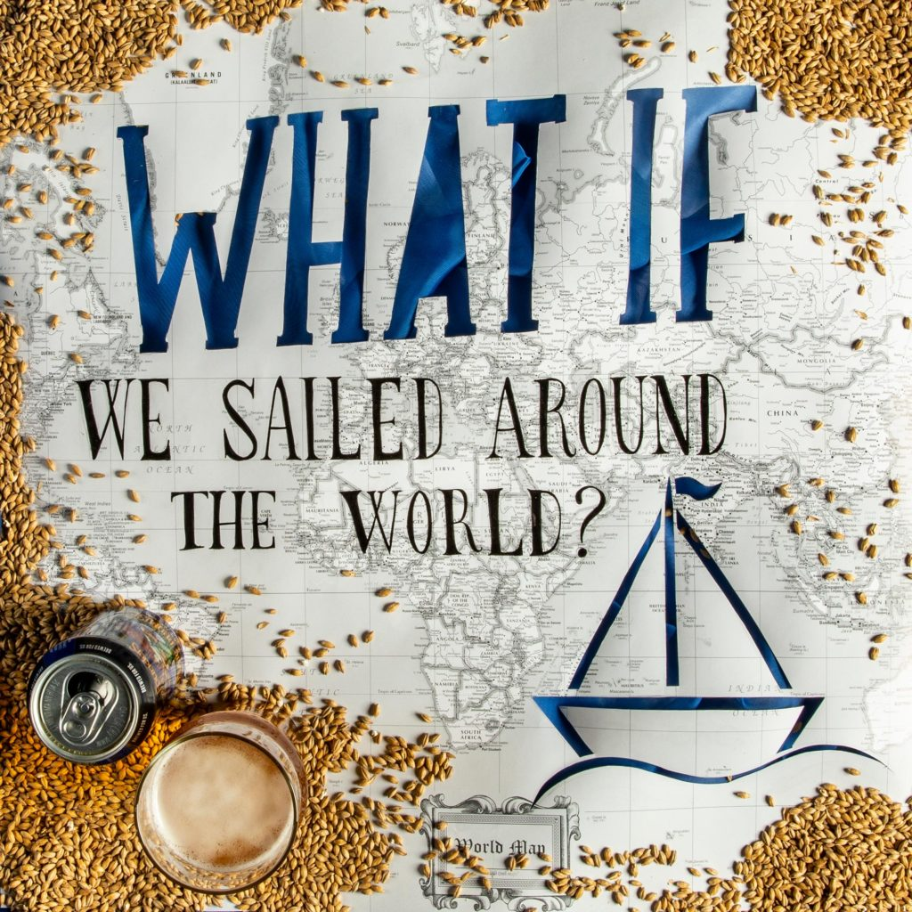 What If We Sailed Around the World