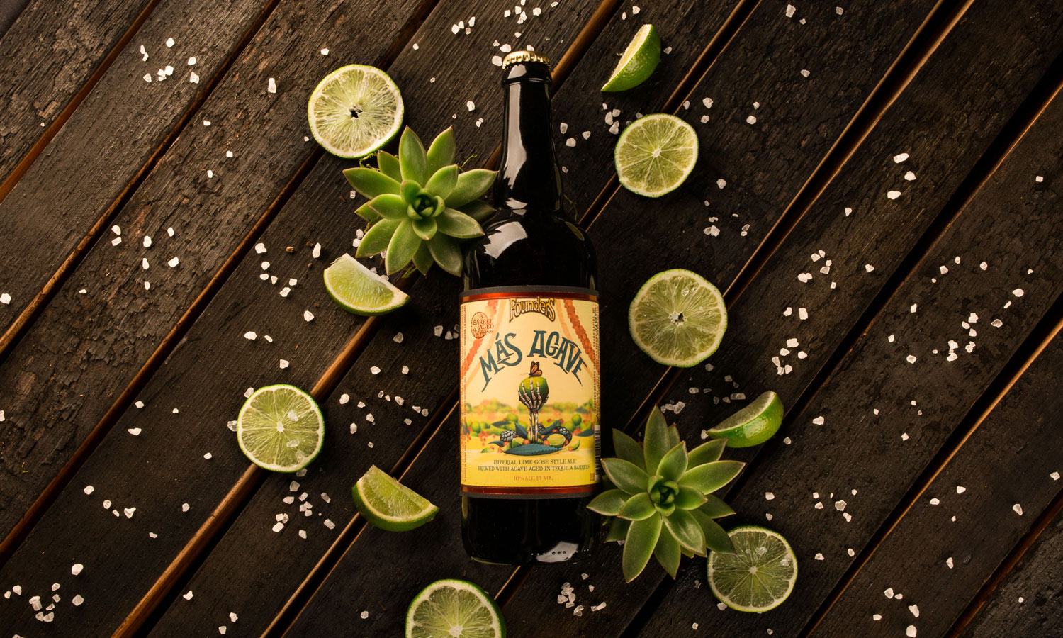 New Beer Release: Mas Agave - Founders Brewing Co