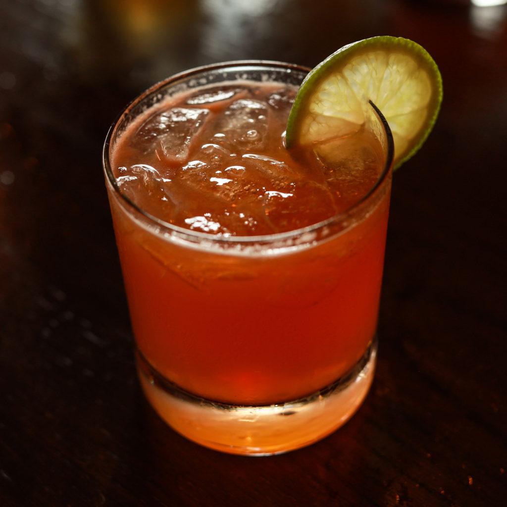 Founders Más Agave cocktail