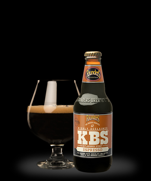 2020 KBS espresso draft pour and bottle